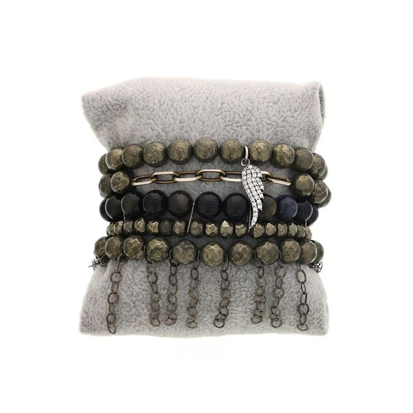 Dee Berkley Women's Beaded Bracelets PROCTECTION- COUTURE COLLECTION S. Lennon & Co Jewelers New Hartford, NY