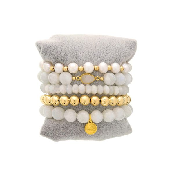Dee Berkley Women's Beaded Bracelets WISDOM & STRENGTH- COUTURE COLLECTION S. Lennon & Co Jewelers New Hartford, NY