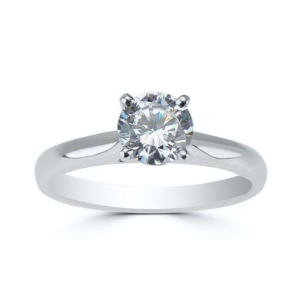 Solitaire Engagement Ring Spicer Cole Fine Jewellers and Spicer Fine Jewellers Fredericton, NB