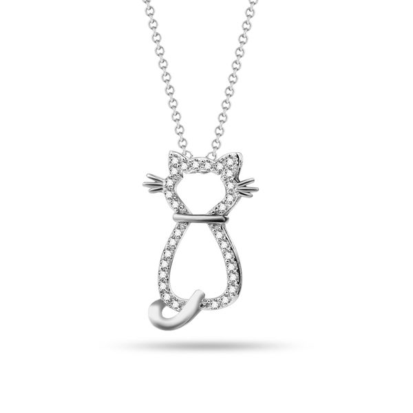 Diamond Pendant Spicer Cole Fine Jewellers & Spicer Fine Jewellers Fredericton, NB