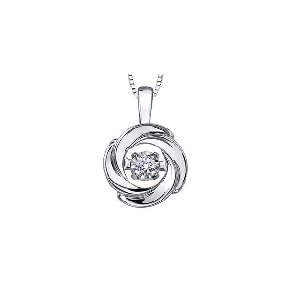 Diamond Pendant Spicer Cole Fine Jewellers and Spicer Fine Jewellers Fredericton, NB