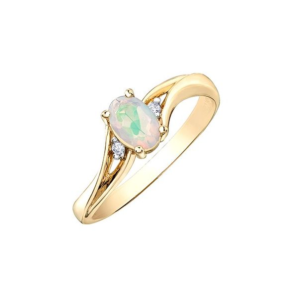 Colored Stone Ring Image 2 Spicer Cole Fine Jewellers and Spicer Fine Jewellers Fredericton, NB