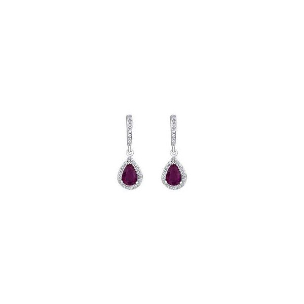Colored Stone Earrings Spicer Cole Fine Jewellers and Spicer Fine Jewellers Fredericton, NB