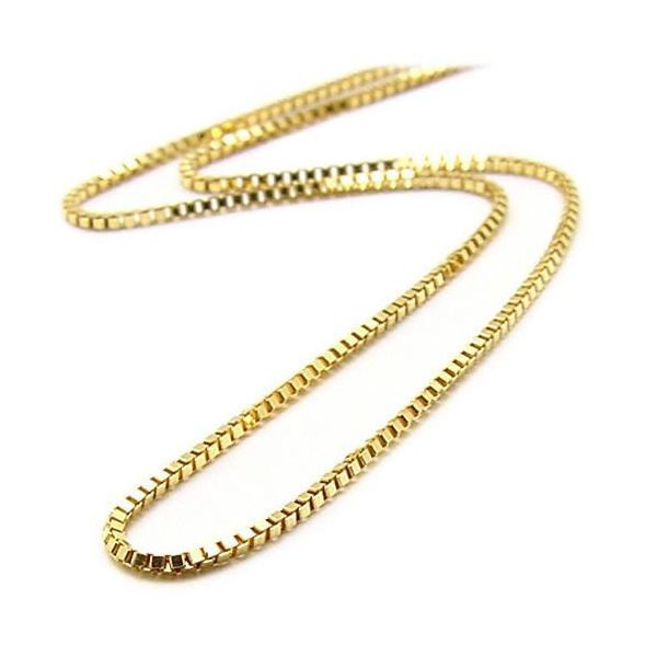 Precious Metal Chain Spicer Cole Fine Jewellers & Spicer Fine Jewellers Fredericton, NB