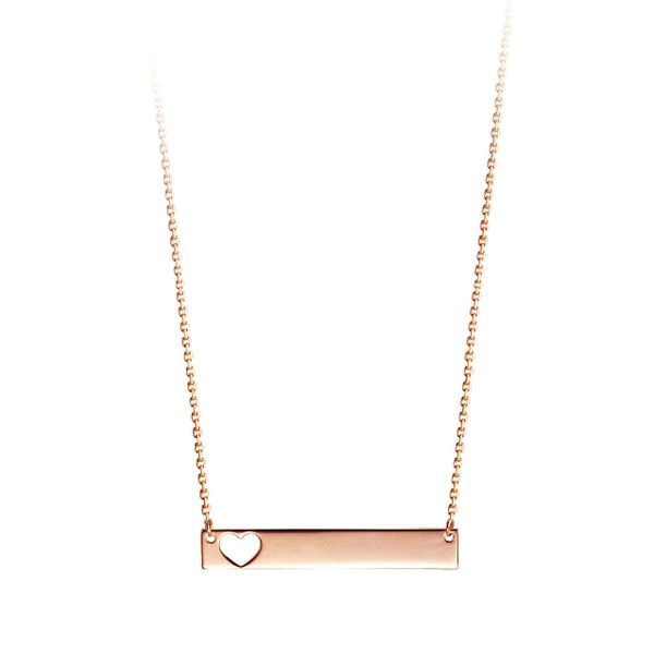 Precious Metal Necklace Spicer Cole Fine Jewellers & Spicer Fine Jewellers Fredericton, NB