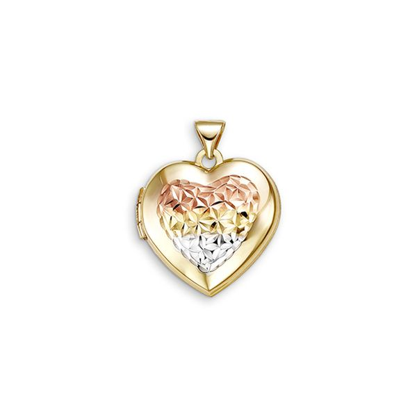 Precious Metal Pendant Spicer Cole Fine Jewellers & Spicer Fine Jewellers Fredericton, NB