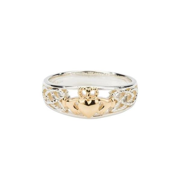 Claddagh Ring Small Spicer Cole Fine Jewellers and Spicer Fine Jewellers Fredericton, NB