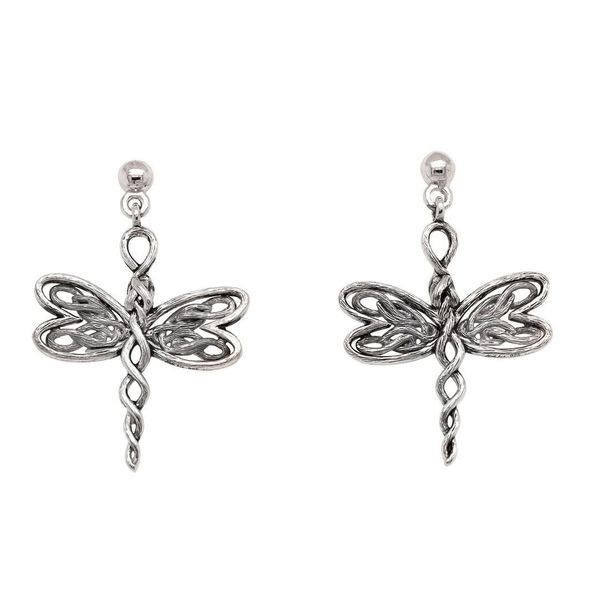 Dragonfly Post Earrings Spicer Cole Fine Jewellers and Spicer Fine Jewellers Fredericton, NB