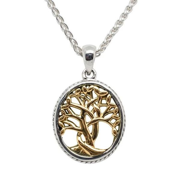 Tree Of Life Pendant Spicer Cole Fine Jewellers and Spicer Fine Jewellers Fredericton, NB