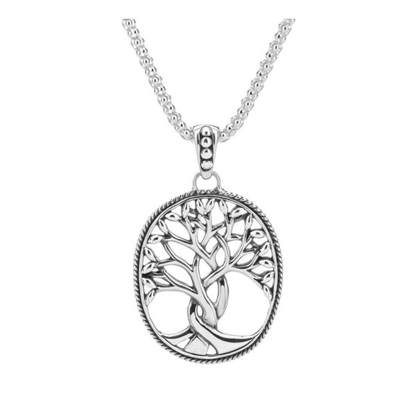 Silver Pendant Spicer Cole Fine Jewellers and Spicer Fine Jewellers Fredericton, NB