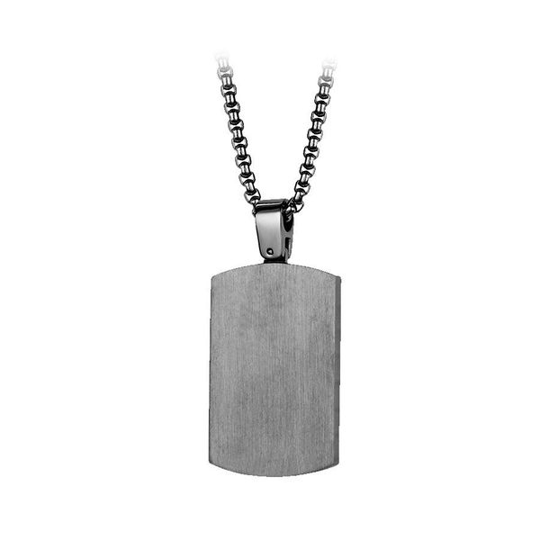 Alternative Metal Pendant Spicer Cole Fine Jewellers & Spicer Fine Jewellers Fredericton, NB