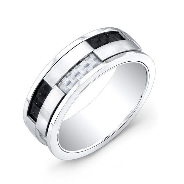 Alternative Metal Ring Spicer Cole Fine Jewellers & Spicer Fine Jewellers Fredericton, NB