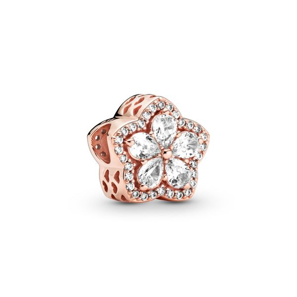 Pandora Rose Charm Spicer Cole Fine Jewellers and Spicer Fine Jewellers Fredericton, NB