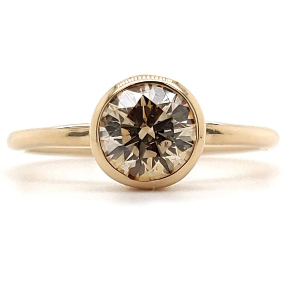 Solitaire Engagement Ring Spicer Merrifield Saint John,