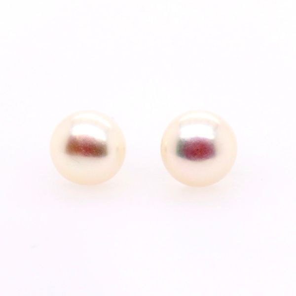 Pearl Earrings Spicer Merrifield Saint John,