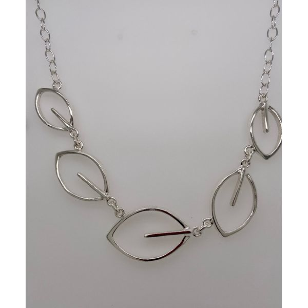 Silver Necklace Spicer Merrifield Saint John,