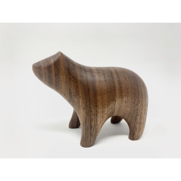 Wood Sculptural Spicer Merrifield Saint John,
