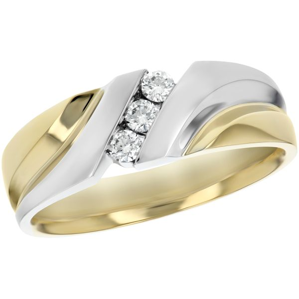 Men's Diamond Wedding Band Stambaugh Jewelers Defiance, OH