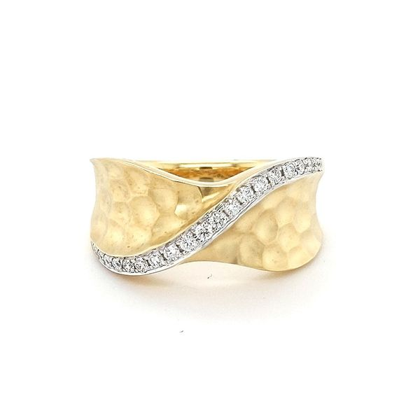 Diamond Fashion Ring Image 2 Stambaugh Jewelers Defiance, OH