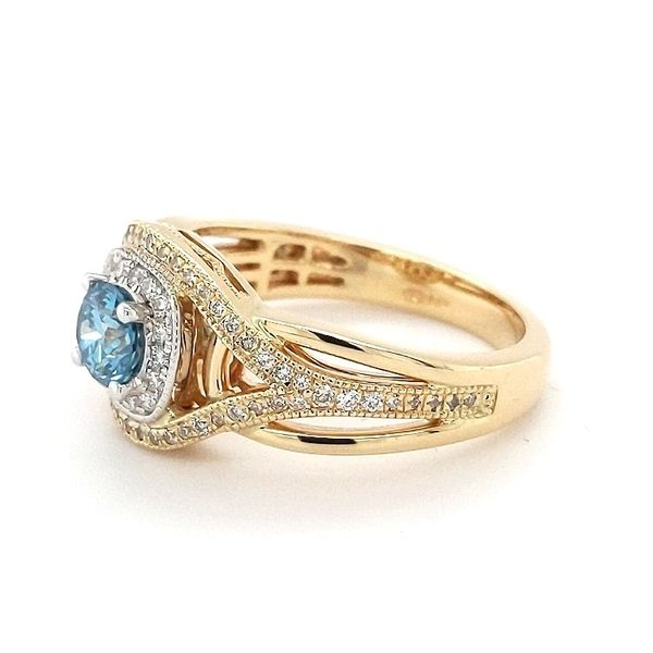 Diamond Fashion Ring Image 3 Stambaugh Jewelers Defiance, OH