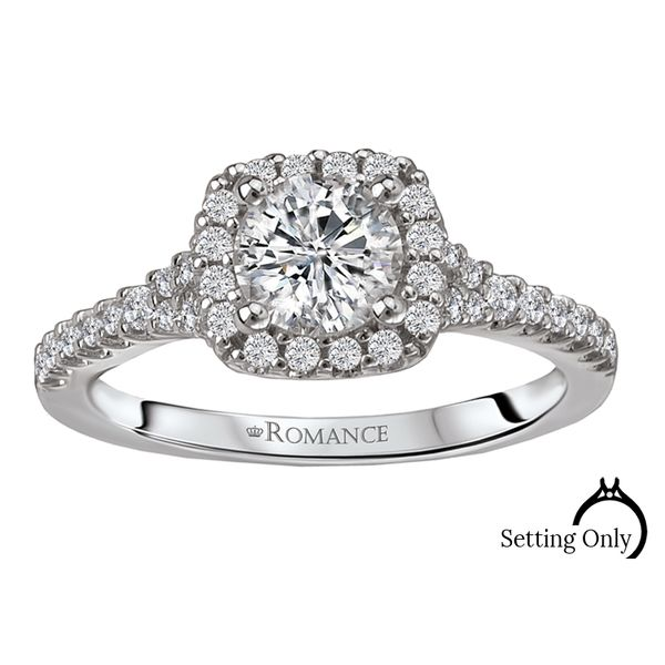 Engagement Mounting Stambaugh Jewelers Defiance, OH