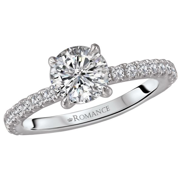Engagement Mounting Image 2 Stambaugh Jewelers Defiance, OH