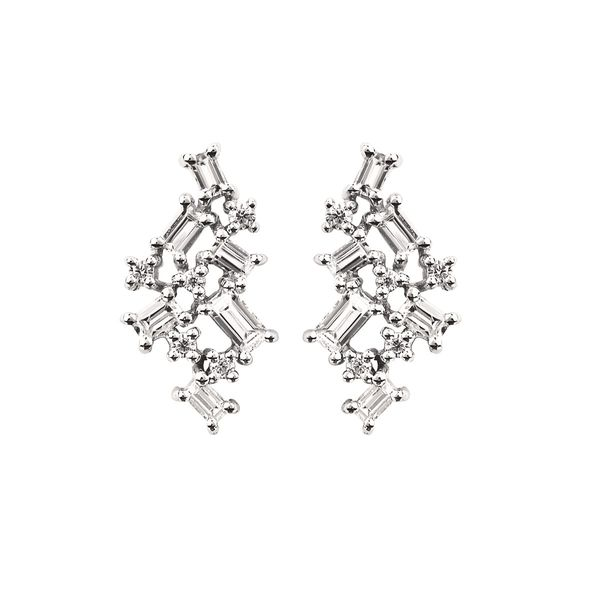 Diamond Earrings Stambaugh Jewelers Defiance, OH