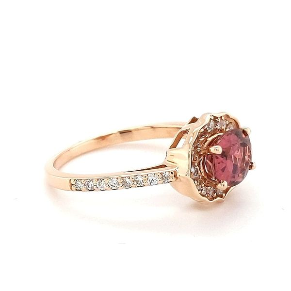 Colored Stone Fashion Ring Image 3 Stambaugh Jewelers Defiance, OH