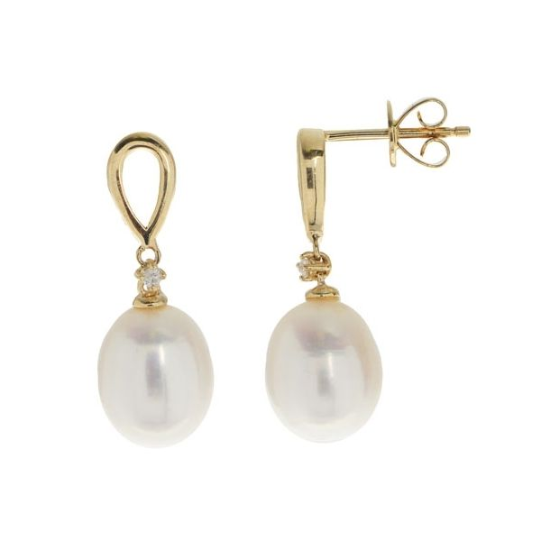 Pearl Earrings Stambaugh Jewelers Defiance, OH