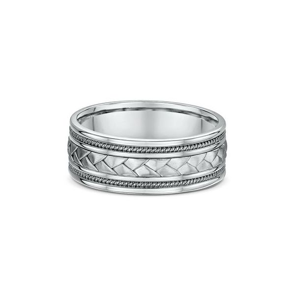 Men's Wedding Band Image 2 Stambaugh Jewelers Defiance, OH