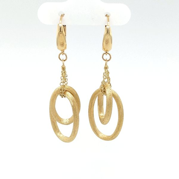 Gold Earrings Image 2 Stambaugh Jewelers Defiance, OH