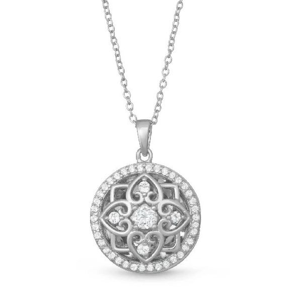 Sterling Silver Locket Stambaugh Jewelers Defiance, OH