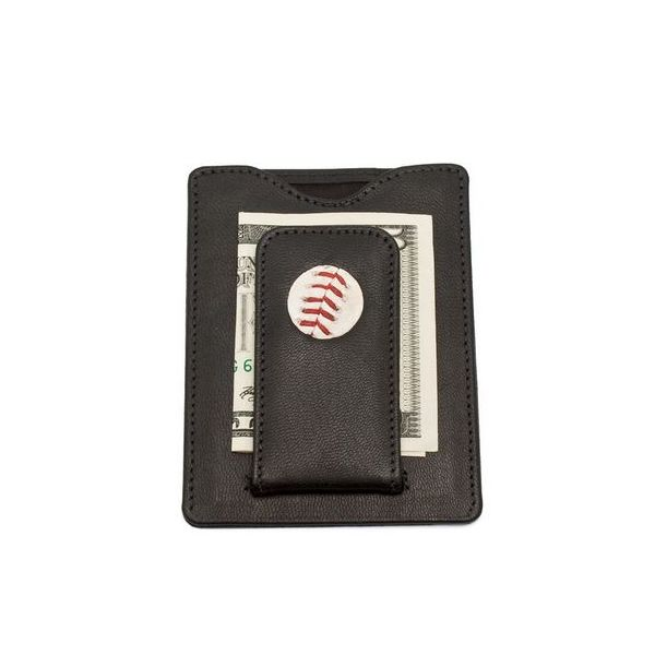 Detroit Tigers Leather Wallet/ Money Clip Stambaugh Jewelers Defiance, OH