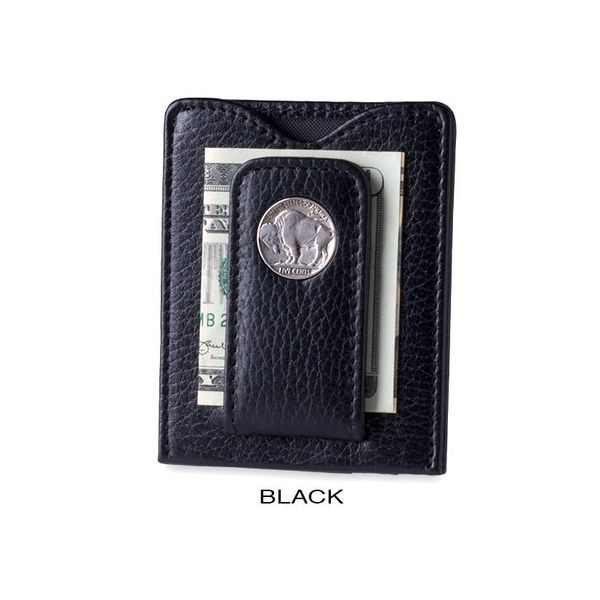 Leather Wallet/ Money Clip Stambaugh Jewelers Defiance, OH
