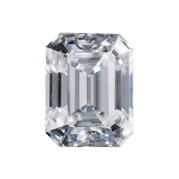 Emerald Cut Moissanite, 1.80 ct SVS Fine Jewelry Oceanside, NY