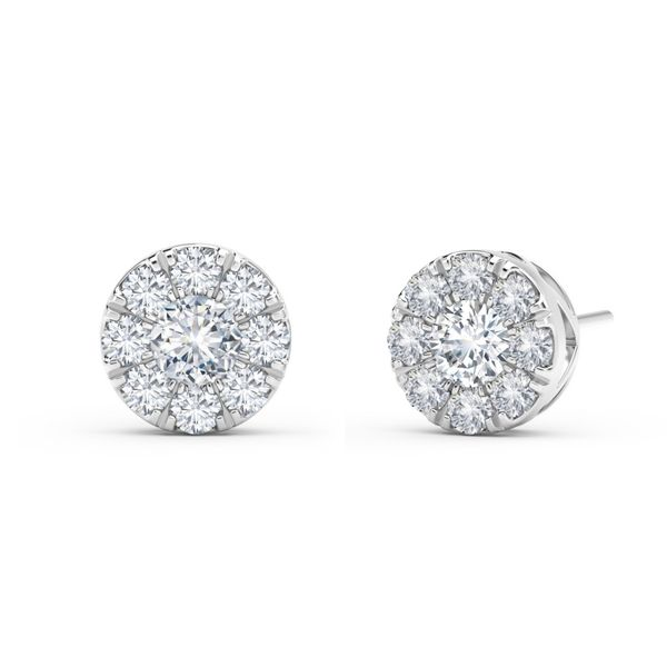 Forevermark Center of My Universe Eternal Studs SVS Fine Jewelry Oceanside, NY