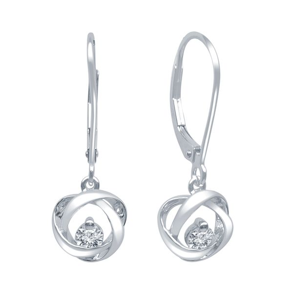 SVS Signature 101© Time and Eternity Earrings SVS Fine Jewelry Oceanside, NY