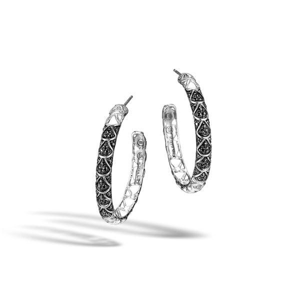 de2effaa9 EBS658974BLS-John Hardy-Naga Silver Earrings-SVS Fine Jewelry | SVS ...