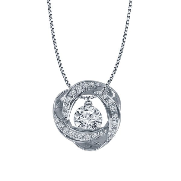 SVS Signature 101© Time and Eternity Necklace SVS Fine Jewelry Oceanside, NY