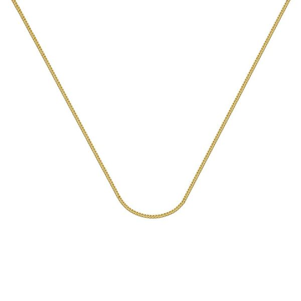 Yellow Gold 1.20 mm Franco Chain SVS Fine Jewelry Oceanside, NY