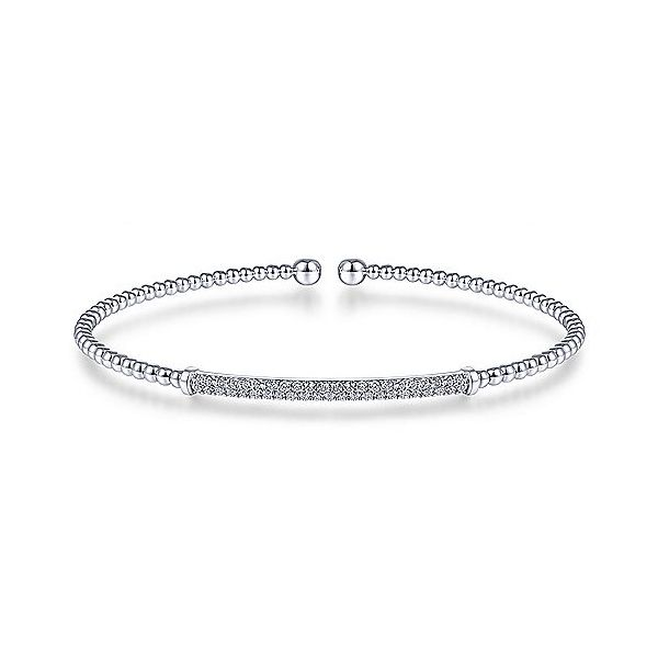Gabriel & Co. Diamond Fashion Bangle SVS Fine Jewelry Oceanside, NY