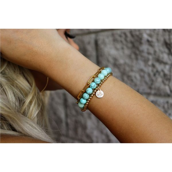 Dee Berkley Amazonite Ombre Stack Image 3 SVS Fine Jewelry Oceanside, NY