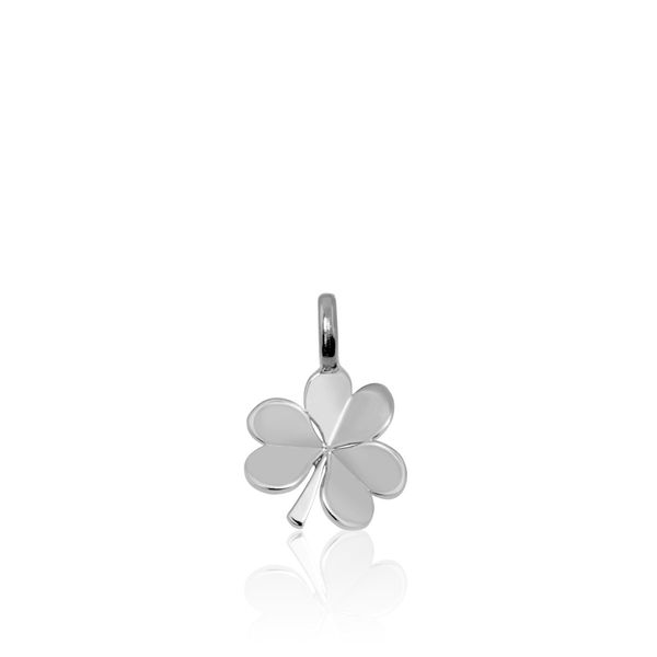 Alex Woo Mini X Sterling Silver Shamrock SVS Fine Jewelry Oceanside, NY