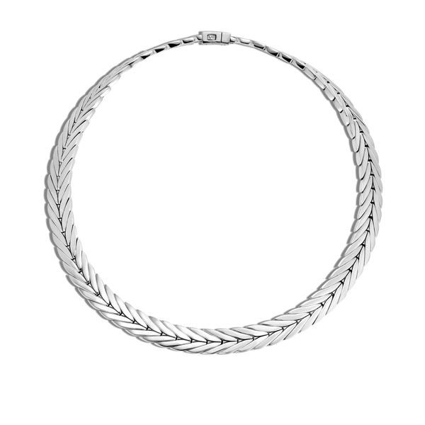 John Hardy Modern Chain Sterling Silver Necklace 18