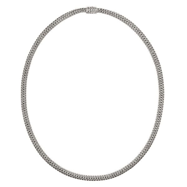 John Hardy Classic Chain Collection Silver Necklace, 18