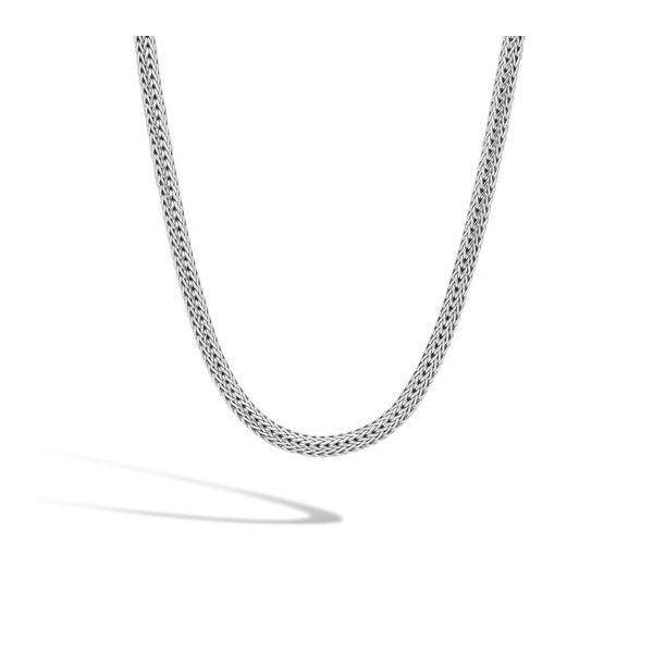 John Hardy Chain Collection Classic Chain Necklace SVS Fine Jewelry Oceanside, NY