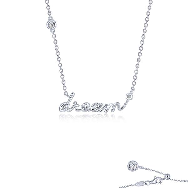 Lafonn Dream Necklace, 0.28Cttw SVS Fine Jewelry Oceanside, NY