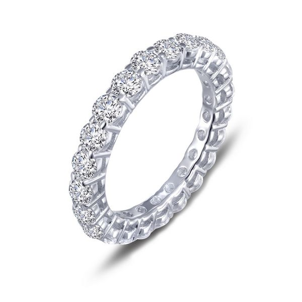 Lafonn Eternity Band Ring SVS Fine Jewelry Oceanside, NY