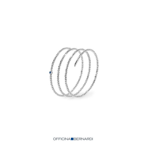 Officina Bernardi Moon Collection Silver Bracelet SVS Fine Jewelry Oceanside, NY