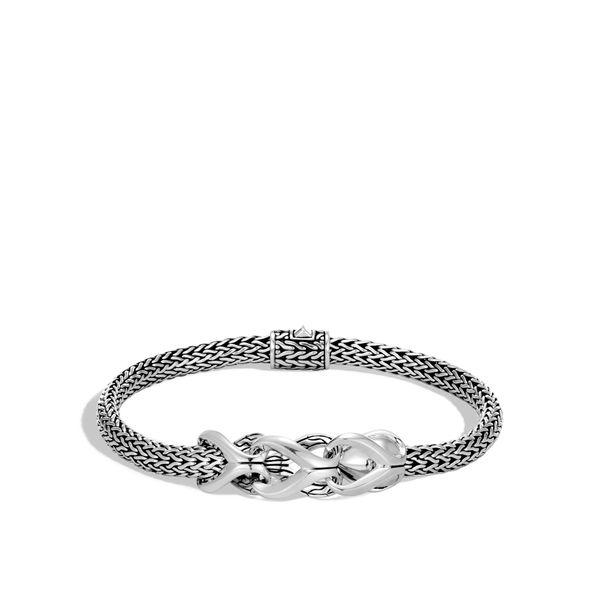 John Hardy Asli Classic Chain Collection Silver Bracelet SVS Fine Jewelry Oceanside, NY